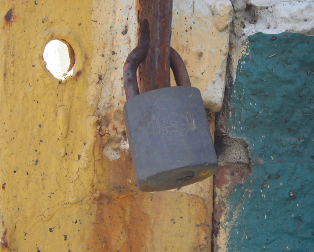 Lock # 1 By David Baldwin, Copyright 2011-2012