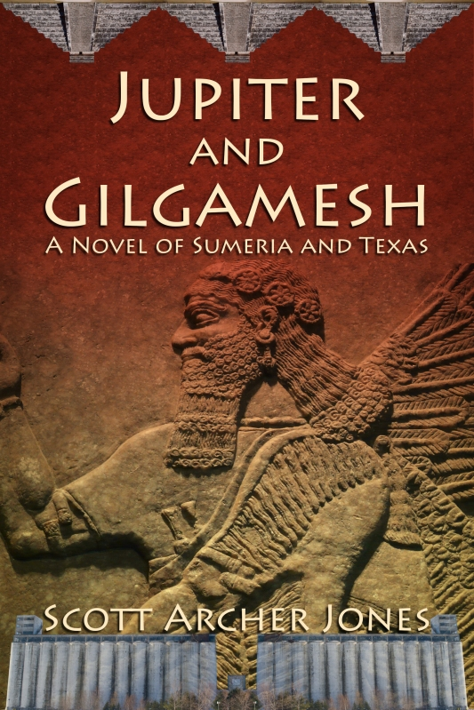 Jupiter and Gilgamesh by Scott Archer Jones