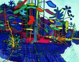 Massapoag Point Copyright 2015, Debra Bretton Robinson