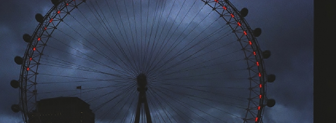 London Ferris Wheel Copyright 2015, Frank Turiano